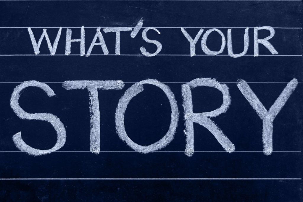 Great leaders use stories to inspire others to succeed
