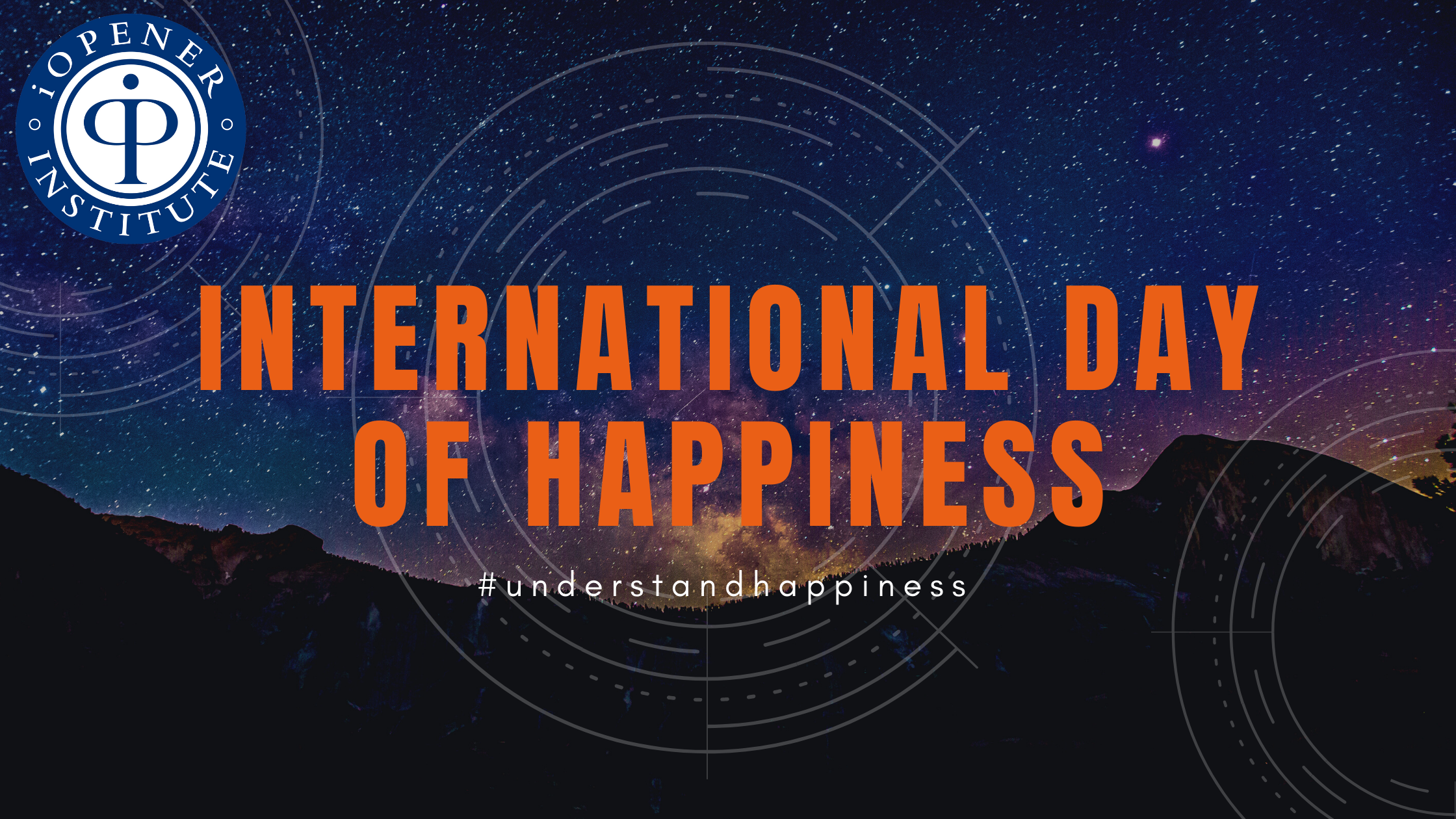 iOpener International Day of Happiness